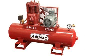 Airmac B23 415V - Reciprocating Air Compressors - Glenco Air Power
