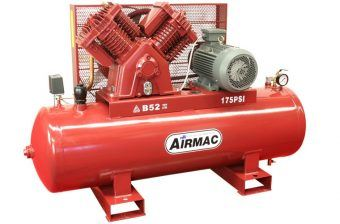 Airmac B52 415V - Reciprocating Air Compressors - Glenco Air Power