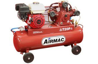 Airmac T20P - Premium Quality Airmac Range - Reciprocating Air Compressors - Glenco Air Power